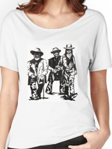 Them cowboys!  Women's Relaxed Fit T-Shirt