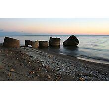 Erie Beach Photographic Print
