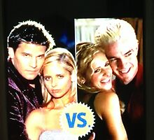 Buffy N Angel or Spike by ZombieNVampie