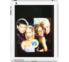 Buffy N Angel or Spike iPad Case/Skin