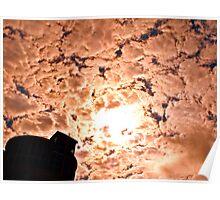 Sun, Cloud, Fundamental Physics Poster