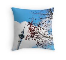 Auckland landmark Throw Pillow