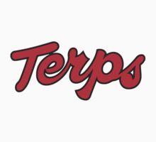 Terps Logo Original by Alanna Schloss