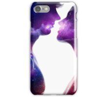 Galaxy Kiss iPhone Case/Skin