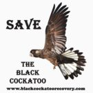 Save the Black Cockatoo by Coralie Plozza