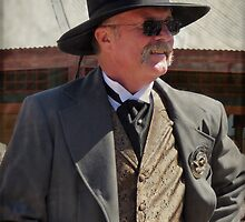 Tombstone Lawman by Lucinda Walter