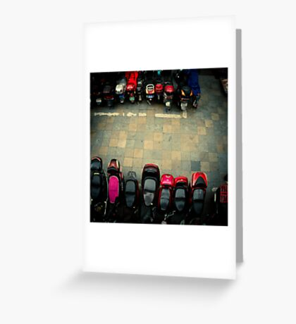 overpass.. Greeting Card