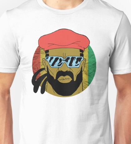 """Major Lazer"" - Circle Graphic  Unisex T-Shirt"