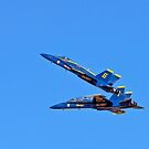 Blue Angles #6 & #7 by Buckwhite