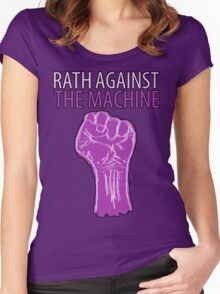 Rath Against the Machine 2 Women's Fitted Scoop T-Shirt