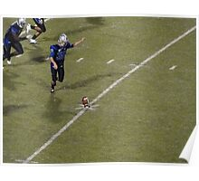 The Kick at MTSU Poster