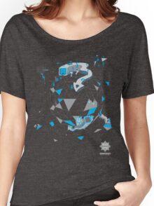 Oblique Technique V1.0 Women's Relaxed Fit T-Shirt
