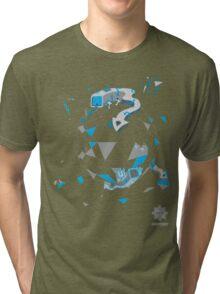 Oblique Technique V1.0 Tri-blend T-Shirt