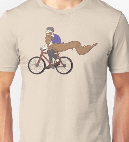 The Bearded Biker Unisex T-Shirt