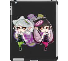 Squid Sisters Callie&Marie iPad Case/Skin