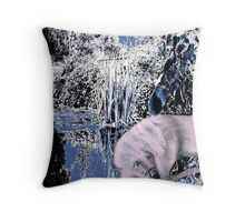 Homage to Winter Throw Pillow