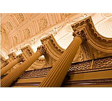 0943 The Ceiling Photographic Print