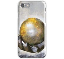 The hand of Constantine the great, Colosseum, Rome, Italy iPhone Case/Skin