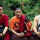 tibetan monks prefer nikon by BrainCandy