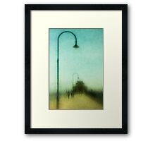 Introspective Framed Print