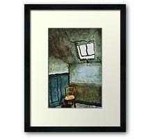 Vincent's room by Vincent Framed Print