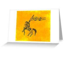 Whiterun Coat of Arms Greeting Card