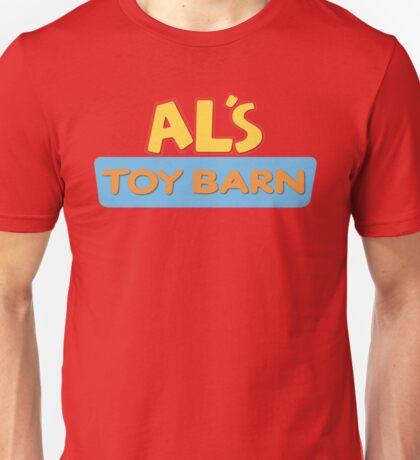 Al's Toy Barn Unisex T-Shirt