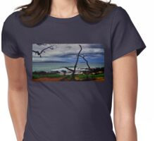 Little Beach - Makena Womens Fitted T-Shirt