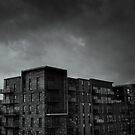 Townscape by Daniel Yates