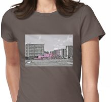 Pink Palace Womens Fitted T-Shirt