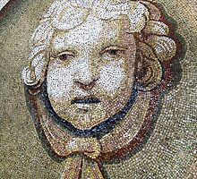 Mosaic, St Peter's basilica, Rome, Italy by buttonpresser