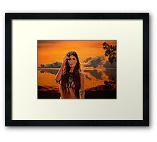 Jewels Of Costa Rica Framed Print
