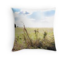 Country Ambiance Throw Pillow