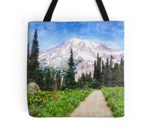 A Day in Paradise Tote Bag