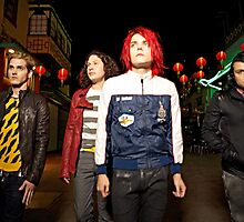 MCR in ChinaTown  by ClessicDobby