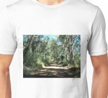 Road up Spicer's Gap Unisex T-Shirt