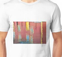 Abstract, Bergen, Norway Unisex T-Shirt