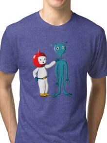 Intergalactic BFFs Tri-blend T-Shirt