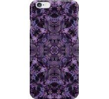 Purple Illusions iPhone Case/Skin