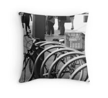 Pura Throw Pillow