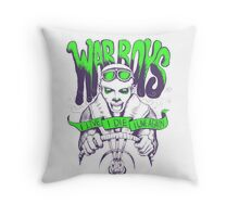 War Boys Throw Pillow