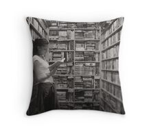 Time Slipped Away... Throw Pillow