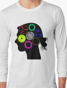 Brain mechanism Long Sleeve T-Shirt
