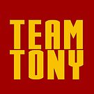 Team Tony by piecesofrie