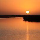 Pilbara Sunset  by Suellen Cook