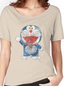 Doraemon Women's Relaxed Fit T-Shirt