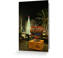 I Left my Heart in San Francisco Greeting Card