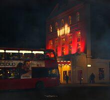Smokey London by Dawn OConnor