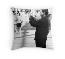 Of the Wife Throw Pillow