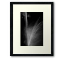 smokin III Framed Print